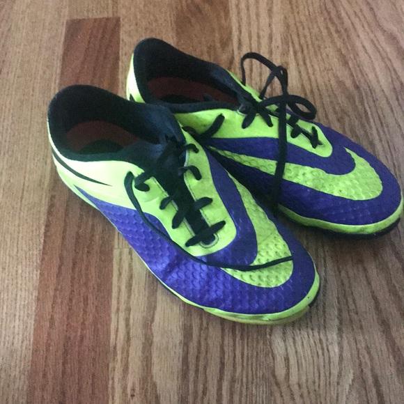 Nike Other - Nike Hyper Venom Indoor Soccer Shoes